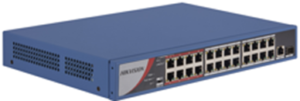 Switch POE 24 Port DS-3E0326P-E/M
