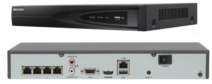 DS-7604NI-Q1/4P POE
